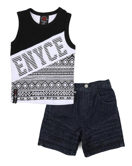 Enyce - Tank Short Set (Infant)