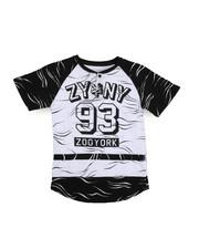 Boys - Zyny Henley Tee (8-20)-2226141