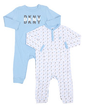 Sets - 2 Pack Baby Coverall Set (Infant)-2226299