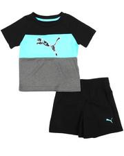 Boys - 2 Piece Tee & Short Set (Infant)-2226211