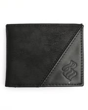 Accessories - Bi-Fold Embossed Logo Wallet-2226948