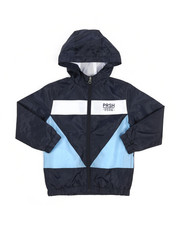 Outerwear - Nylon Wind Breaker Jacket (4-7)-2226332