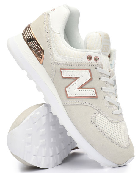 New Balance - 574 Sea Salt Sneakers
