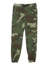 Brooklyn Cloth - Basic Twill Jogger Pants (8-20)-2226983