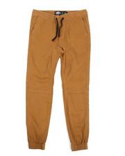Brooklyn Cloth - Basic Twill Jogger Pants (8-20)-2227003