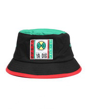 Cross Colours - Color Block Bucket Hat-2227066