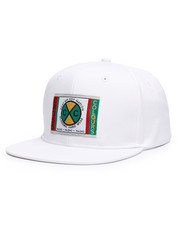 Cross Colours - Classic Woven Label Snapback Hat-2226949