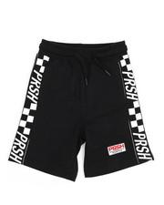 Bottoms - Racing Loopback Shorts (4-7)-2226866
