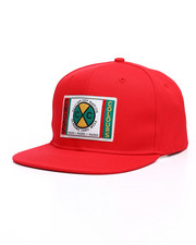Cross Colours - Classic Woven Label Snapback Hat-2227065