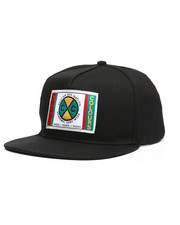 Cross Colours - Classic Woven Label Snapback Hat-2227059