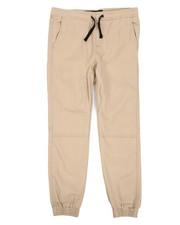 Pants - Basic Twill Jogger Pants (8-20)-2226988