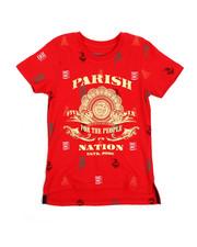 Parish - Mo Money Foil Print Graphic Tee (4-7)-2226808