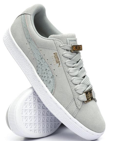 sports shoes cb04b d432e Buy Suede Classic B-Boy Fabulous Sneakers Men's Footwear ...