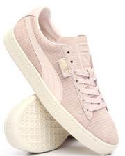 Spring-Summer-M - Suede Classic Perforation Sneakers-2227585