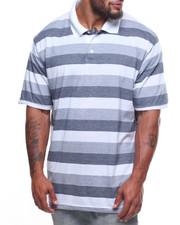Polos - S/S Stripe Polo T-Shirts (B&T)-2227897