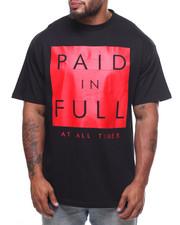 Big & Tall - Paid In Full Tee (B&T)-2228074