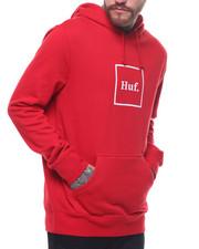 HUF - BOX LOGO P/O HOODIE-2228010