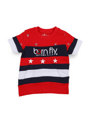 Born Fly - Fly Sport Pieced Tee (2T-4T)-2227120