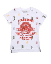 Boys - Mo Money Foil Print Graphic Tee (4-7)-2226803