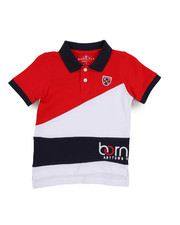 Tops - Fly Sport Pieced Polo (4-7)-2227134