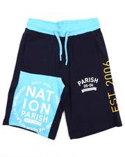 Bottoms - Worldwide Color Block Shorts (8-20)-2226881
