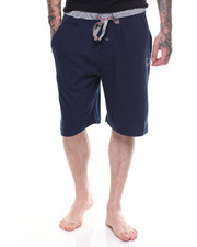 Men - Cotton Knit Sleep Shorts-2228492
