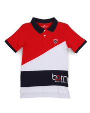 Boys - Fly Sport Pieced Polo (8-20)-2227143