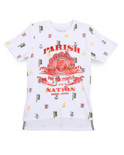 Boys - Mo Money Foil Print Graphic Tee (8-20)-2226816