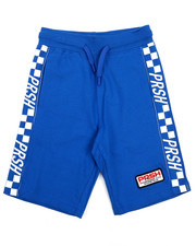 Boys - Racing Loopback Shorts (8-20)-2226856