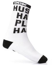 Socks - Hustle Crew Socks-2227767