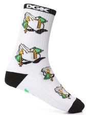 Socks - Blessed Crew Socks-2227756