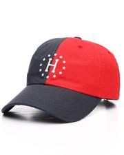 HUF - WC Offside Color Block Curve Brim Hat-2227788