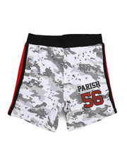 Sizes 2T-4T - Toddler - Camo Print Shorts (2T-4T)-2228566