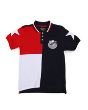 Boys - Cut & Sewn Polo (8-20)-2228497
