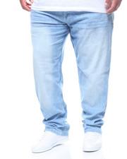 Jeans - Blue Flex Ripped Biker Denim Skinny Fit (B&T)-2228464
