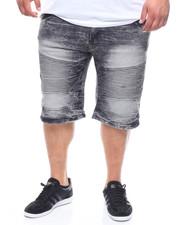 Shorts - Moto Stretch Short (B&T)-2228673