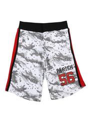 Bottoms - Camo Print Shorts (8-20)-2228575