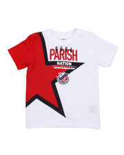Sizes 2T-4T - Toddler - Crewneck Tee (2T-4T)-2228519