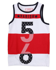 Boys - Graphic Tank Top (4-7)-2228542