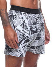 FUN APPAREL - Sports Pages Boxer Shorts-2228302