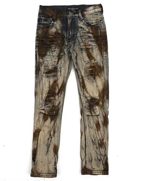 Arcade Styles - New Sahara Moto Jeans (8-20)