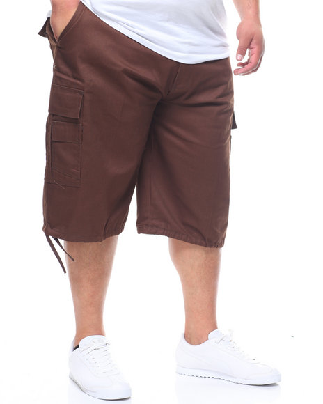 Buyers Picks - Twill Belted Cargo Shorts (B&T)