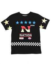 Sizes 4-7x - Kids - Racing Color Block Tee (4-7)-2229080