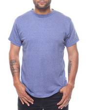Shirts - Heathered Crewneck Tee-2229156