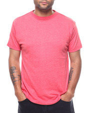 Shirts - Heathered Crewneck Tee-2229130