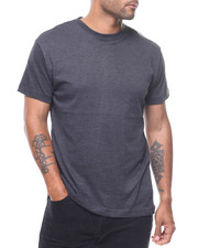 Shirts - Heathered Crewneck Tee-2229151