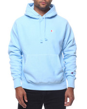 Stylist Picks - Pigment Dye Reverse Weave Pullover Hood-2229292