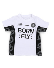 Boys - Fly United Pieced Tee (2T-4T)-2229554