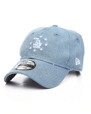 NBA, MLB, NFL Gear - 9Twenty Los Angeles Dodgers Classic Team Pride Strapback Hat-2229952