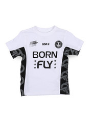 Boys - Fly United Pieced Tee (4-7)-2229549